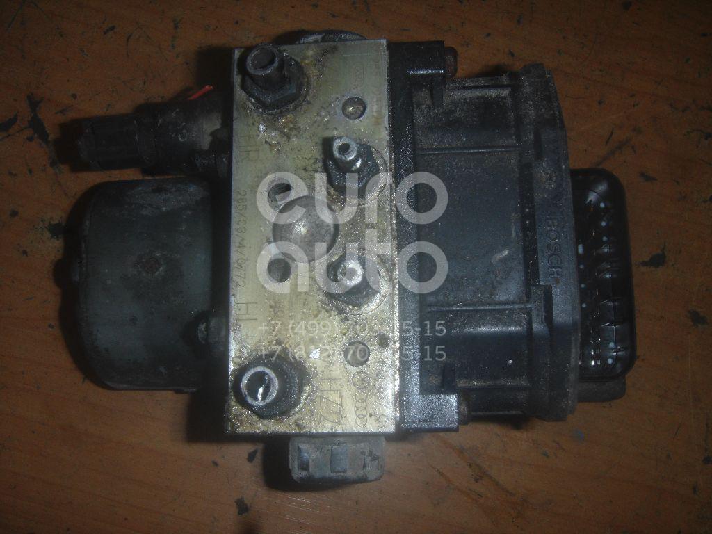 Блок ABS (насос) для VW,Audi Passat [B5] 2000-2005;A6 [C5] 1997-2004 - Фото №1