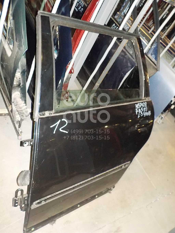 Дверь задняя левая для VW Passat [B5] 2000-2005 - Фото №1