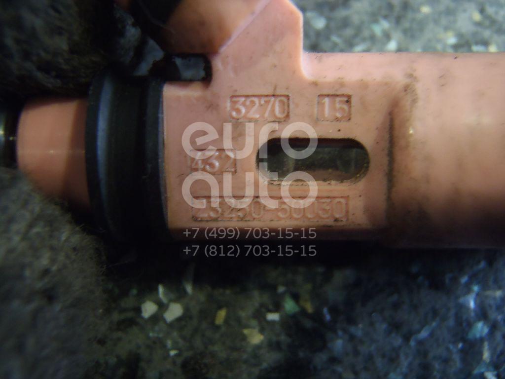 Форсунка инжекторная электрическая для Lexus LS 430 (UCF30) 2000-2006;LS 400 (UCF20) 1994-2000 - Фото №1
