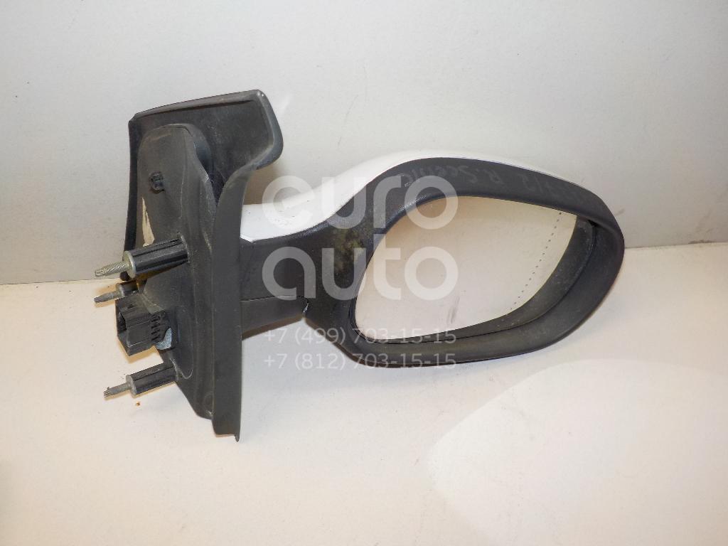 Зеркало правое электрическое для Renault Scenic 1999-2002 - Фото №1