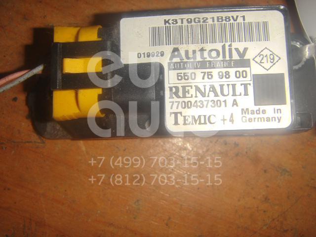 Датчик AIR BAG для Renault Scenic 1999-2002;Scenic RX4 2000-2003 - Фото №1