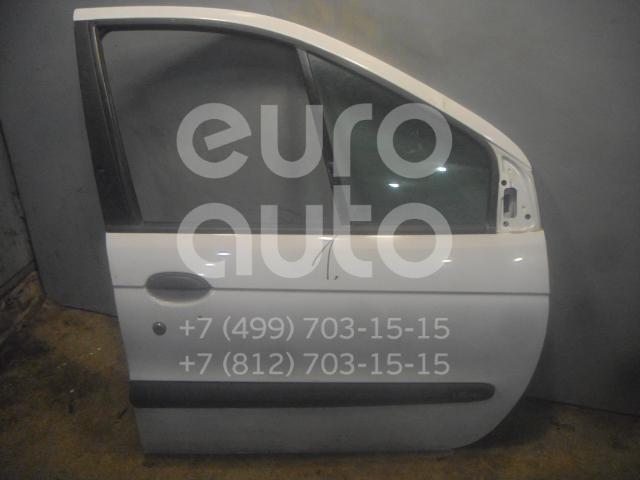 Дверь передняя правая для Renault Scenic 1999-2003 - Фото №1