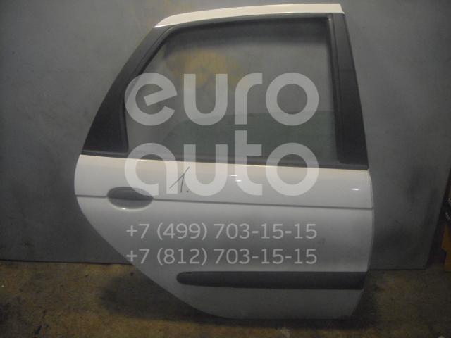 Дверь задняя правая для Renault Scenic 1999-2002 - Фото №1