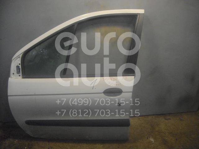 Дверь передняя левая для Renault Scenic 1999-2003 - Фото №1