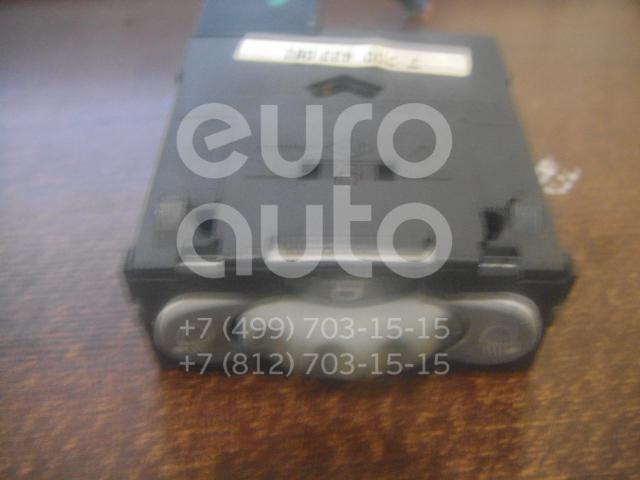 Кнопка корректора фар для Renault Scenic 1999-2003;Scenic RX4 2000-2003;Scenic 1996-1999 - Фото №1