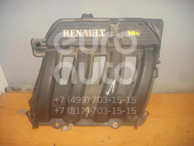 Коллектор впускной для Renault Scenic 1999-2002;Twingo 1999>;Clio 1991-1998;Kangoo 2003-2007;Megane II 2002-2009;Megane 1999-2002;Laguna 1999-2001;Express 1985-1998;Scenic 2003-2009;Scenic 1996-1999;Laguna II 2001-2008;Modus 2004> - Фото №1