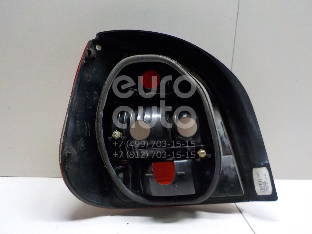 Фонарь задний правый для Renault Scenic 1999-2003 - Фото №1