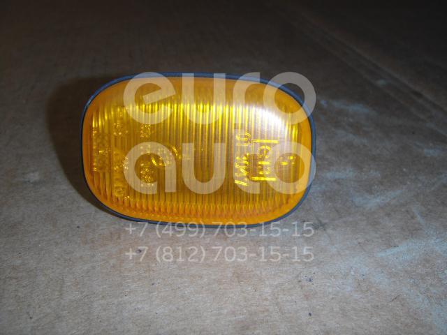 Повторитель на крыло желтый для Toyota RAV 4 2000-2005 - Фото №1