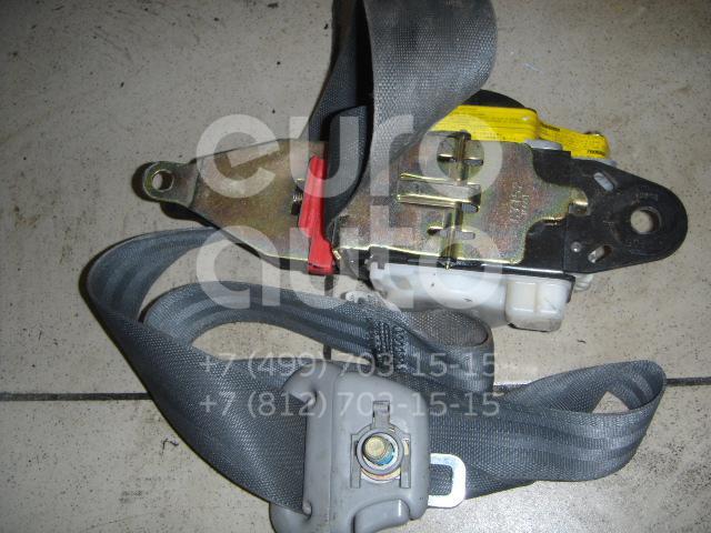 Ремень безопасности с пиропатроном для Mitsubishi Colt (CJ) 1996-2004 - Фото №1