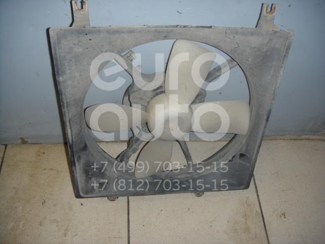 Вентилятор радиатора для Mitsubishi Colt (CJ) 1996-2004 - Фото №1