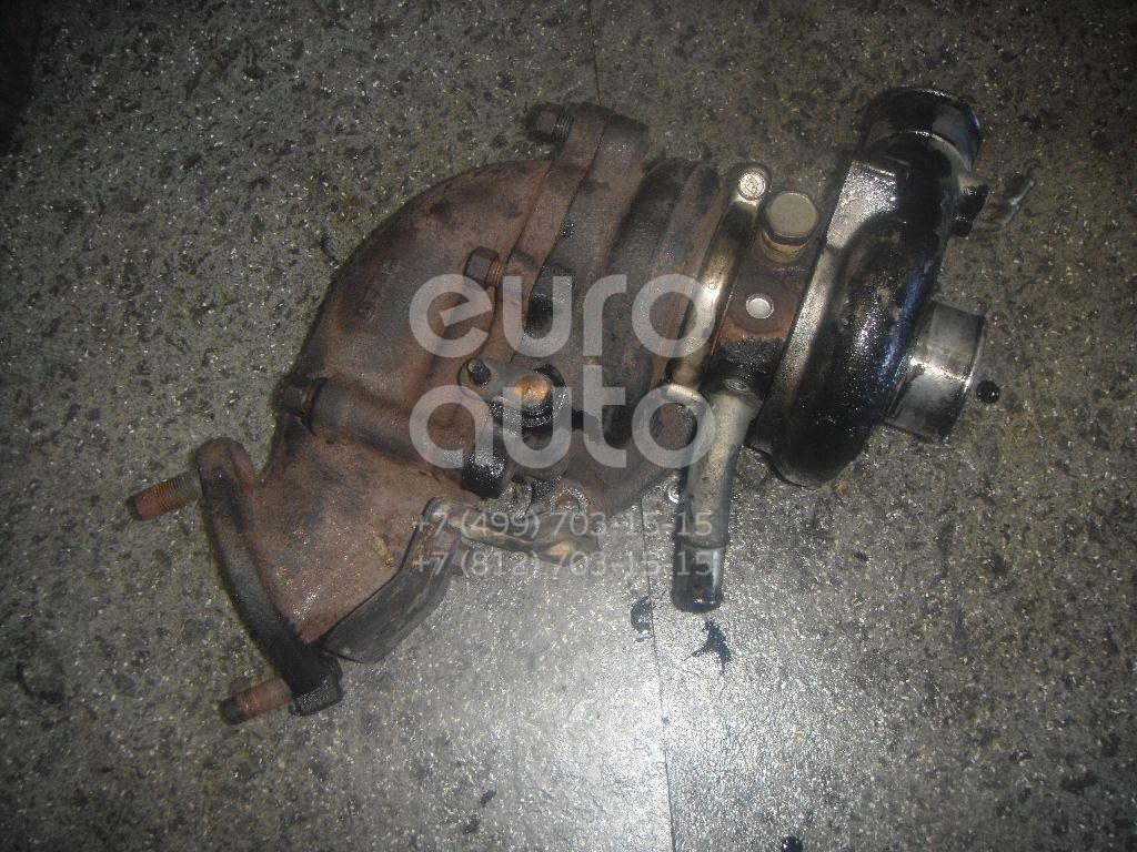 Турбокомпрессор (турбина) для Mitsubishi Pajero/Montero Sport (K9) 1997-2008 - Фото №1