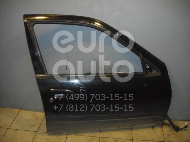 Дверь передняя правая для Nissan Primera P11E 1996-2002 - Фото №1