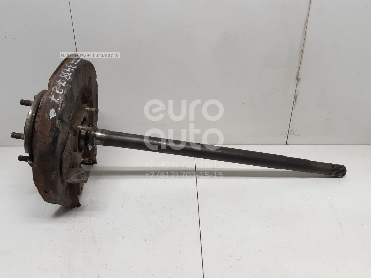 Полуось задняя правая для Mitsubishi Pajero/Montero Sport (K9) 1998-2008 - Фото №1