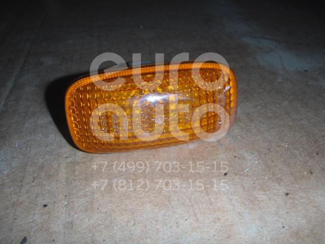 Повторитель на крыло желтый для Nissan Primera P11E 1996-2002 - Фото №1