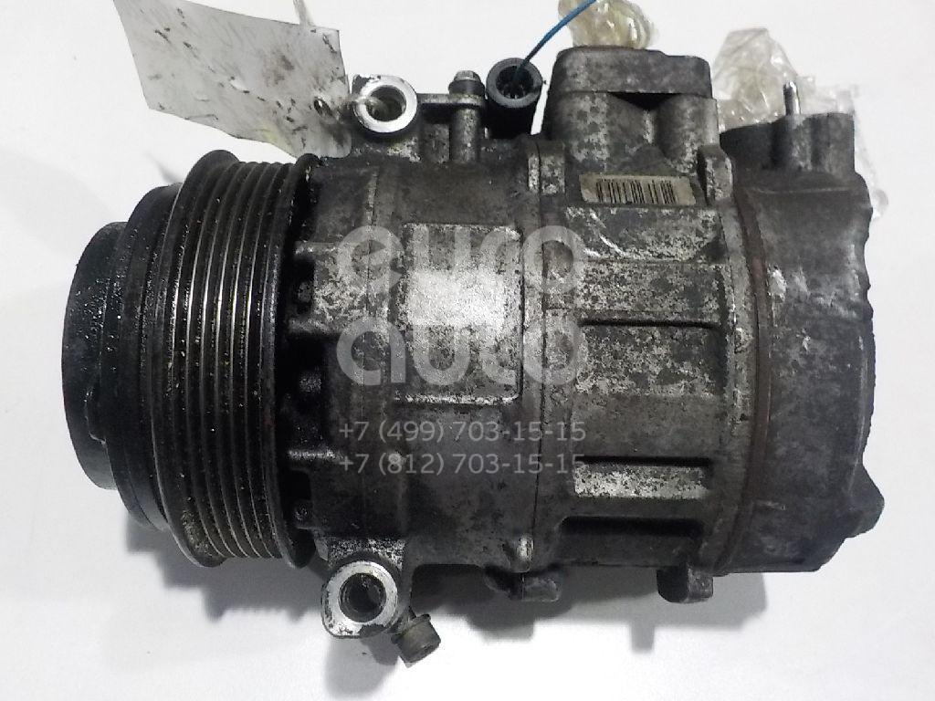 Компрессор системы кондиционирования для Mercedes Benz W210 E-Klasse 2000-2002;W163 M-Klasse (ML) 1998-2004;Sprinter (901-905)/Sprinter Classic (909) 1995-2006;Vito (638) 1996-2003;W202 1993-2000;W210 E-Klasse 1995-2000;C208 CLK coupe 1997-2002;R170 SLK 1996-2004;G-Class W463 1989> - Фото №1