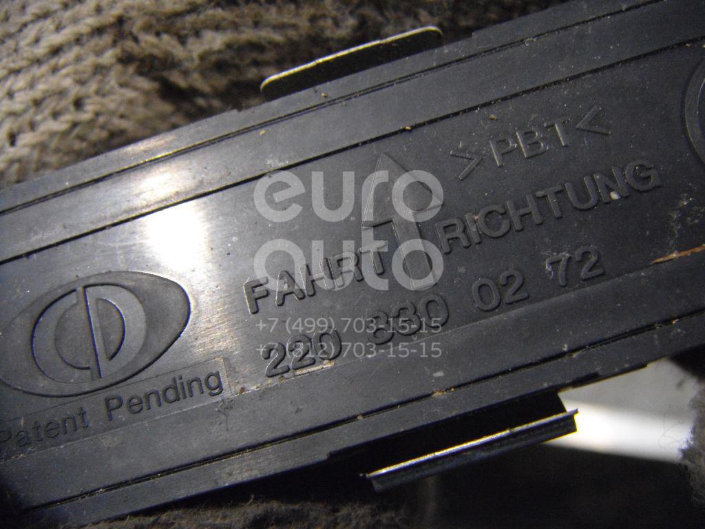 Датчик для Mercedes Benz W220 1998-2005;W215 coupe 1999-2006;W203 2000-2006;C209 CLK coupe 2002-2010;W219 CLS 2004-2010;W221 2005-2013;W211 E-Klasse 2002-2009;W216 coupe 2006-2014 - Фото №1
