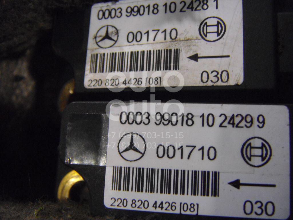 Датчик AIR BAG для Mercedes Benz W220 1998-2005;W210 E-Klasse 1995-2000;W215 coupe 1999-2006;R230 SL 2001-2012;W210 E-Klasse 2000-2002 - Фото №1