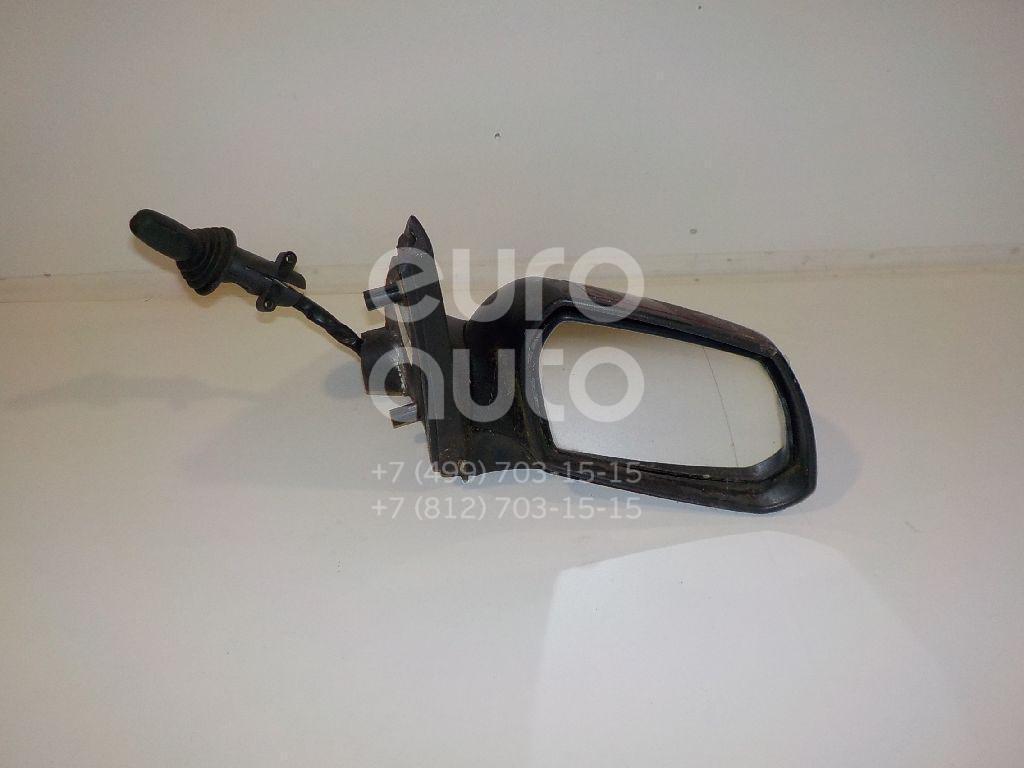Зеркало правое механическое для Ford Mondeo III 2000-2007 - Фото №1