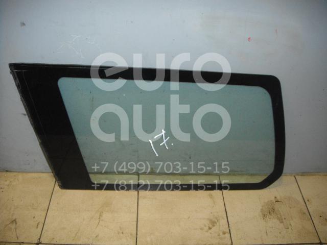 Стекло кузовное глухое левое для Mitsubishi Pajero/Montero Sport (K9) 1997-2008 - Фото №1
