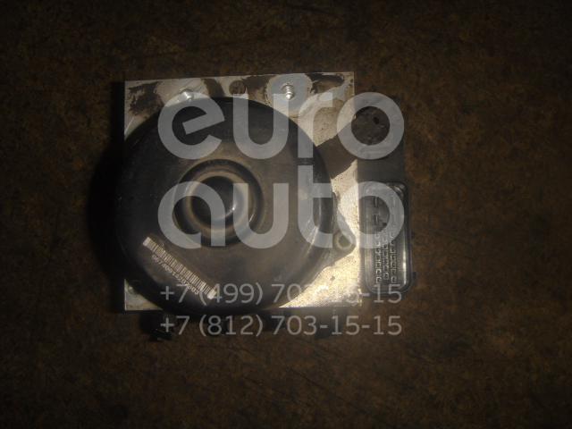 Блок ABS (насос) для VW,Audi,Skoda,Ford Golf IV/Bora 1997-2005;A3 (8L1) 1996-2003;Octavia 1997-2000;Polo 1994-1999;New Beetle 1998-2010;Sharan 2000-2006;Galaxy 1995-2006 - Фото №1