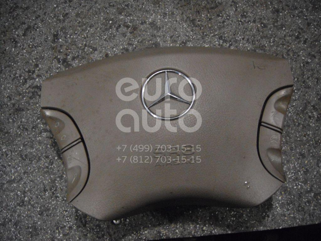 Подушка безопасности в рулевое колесо для Mercedes Benz W220 1998-2005 - Фото №1