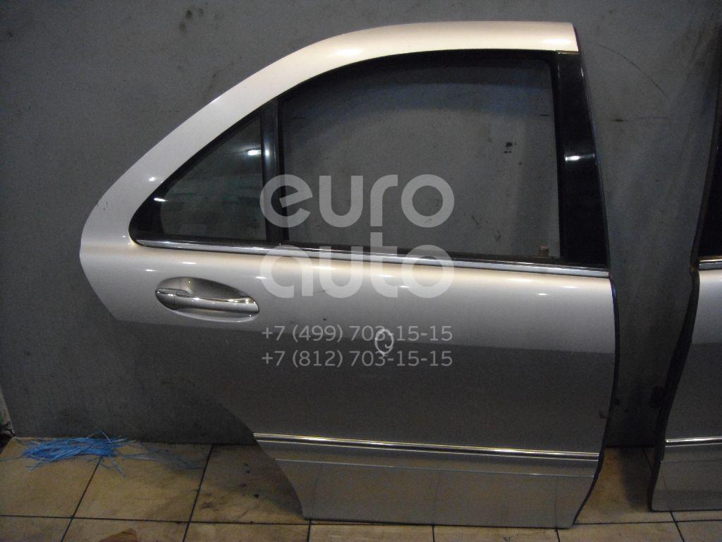 Дверь задняя правая для Mercedes Benz W220 1998-2005 - Фото №1