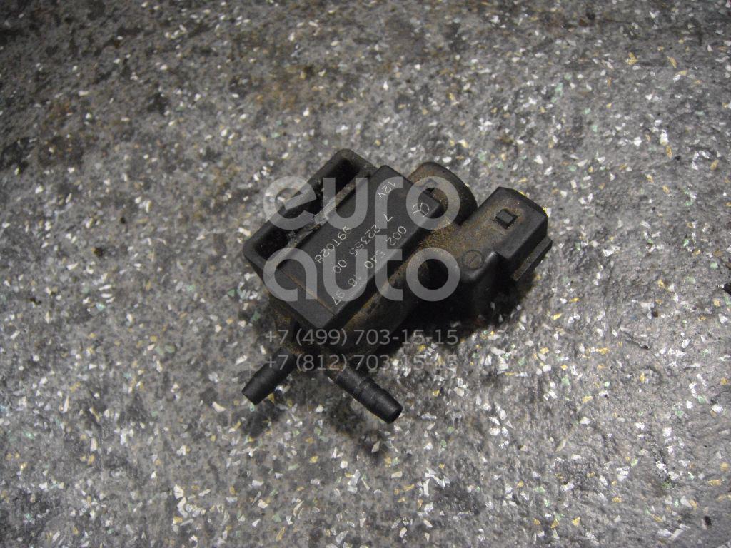 Клапан электромагнитный для Mercedes Benz W220 1998-2005;W163 M-Klasse (ML) 1998-2004;C208 CLK coupe 1997-2002 - Фото №1