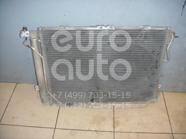 Радиатор кондиционера (конденсер) для Kia Sorento 2003-2009 - Фото №1