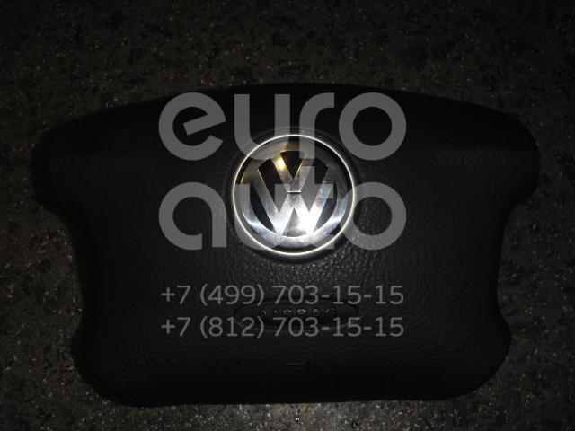 Подушка безопасности в рулевое колесо для VW Golf IV/Bora 1997-2005;Passat [B5] 1996-2000;Transporter T4 1996-2003;Passat [B5] 2000-2005 - Фото №1