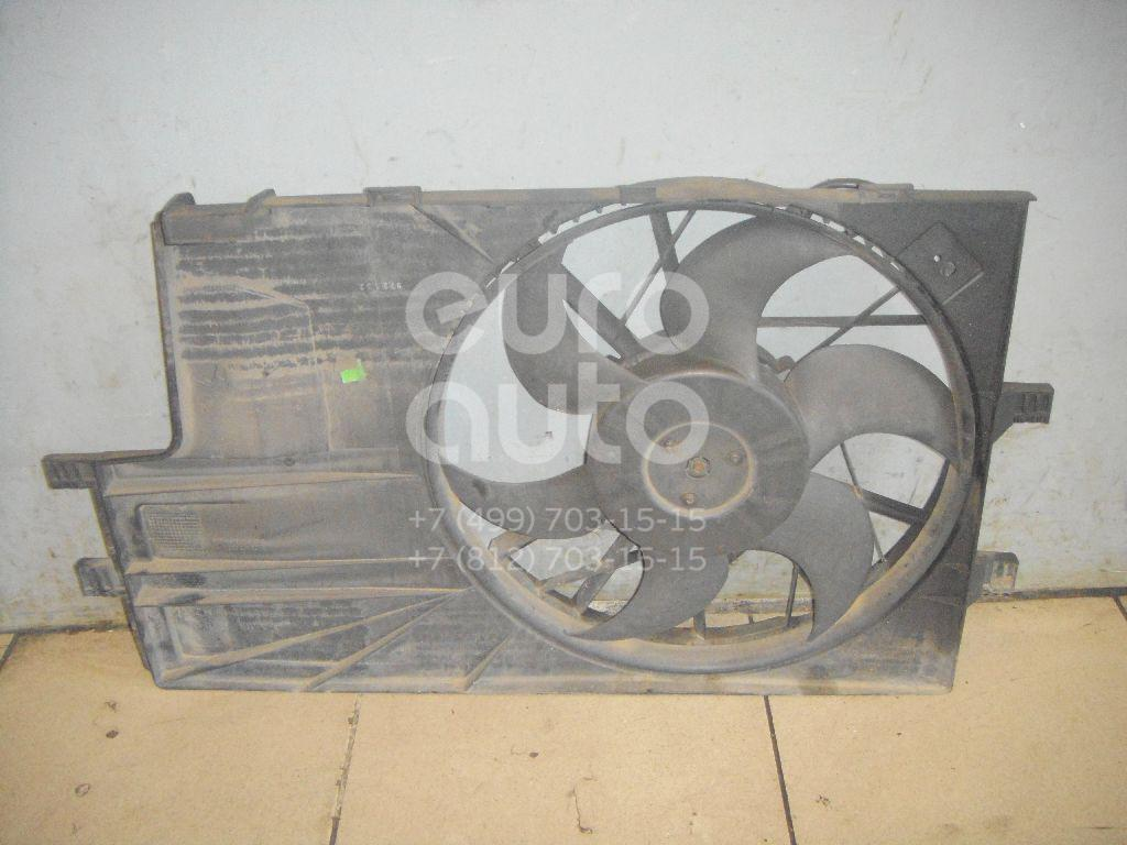 Вентилятор радиатора для Mercedes Benz A140/160 W168 1997-2004 - Фото №1
