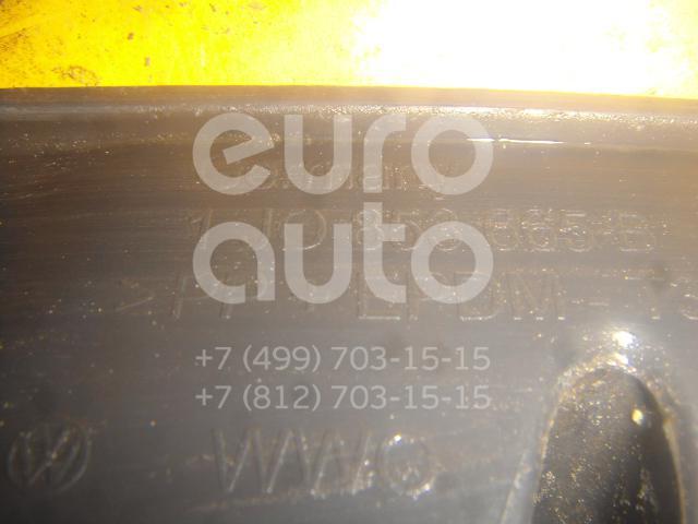 Решетка в бампер левая для VW Golf IV/Bora 1997-2005 - Фото №1