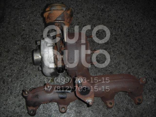 Турбокомпрессор (турбина) для VW,Skoda,Seat Golf IV/Bora 1997-2005;Octavia (A4 1U-) 2000-2011;Leon (1M1) 1999-2006;Toledo II 1999-2006;Octavia 1997-2000 - Фото №1