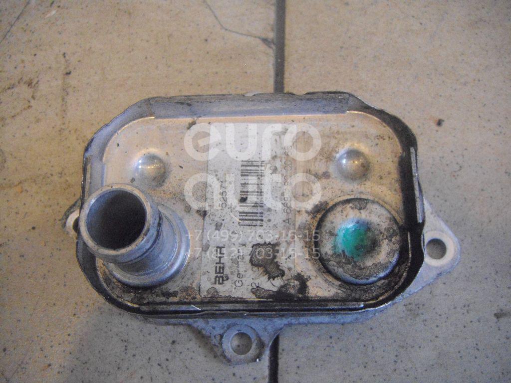 Радиатор масляный для Mercedes Benz A140/160 W168 1997-2004;VANEO W414 2001-2006 - Фото №1
