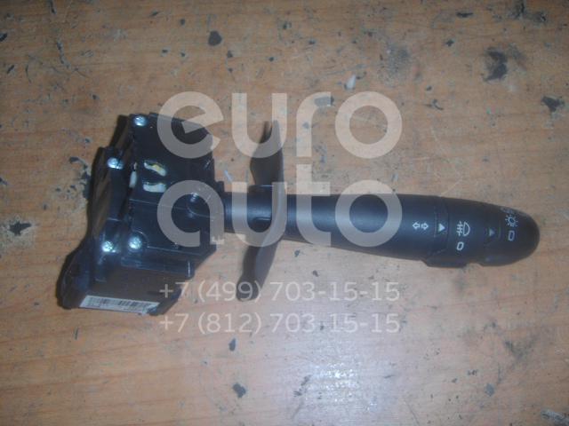 Переключатель поворотов подрулевой для Renault Scenic 1999-2003;Megane I 1999-2003 - Фото №1