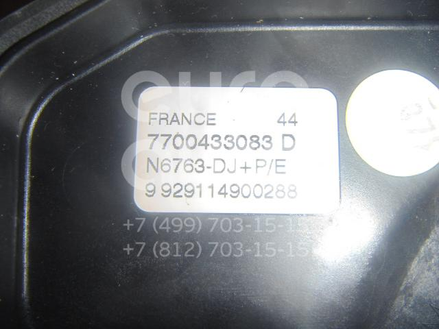 Подушка безопасности в рулевое колесо для Renault Scenic 1999-2003 - Фото №1