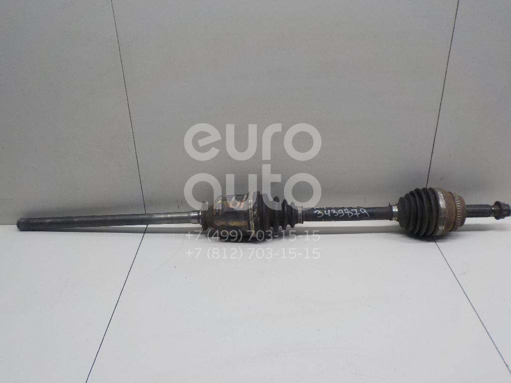 Полуось передняя правая для Toyota RAV 4 2000-2005 - Фото №1