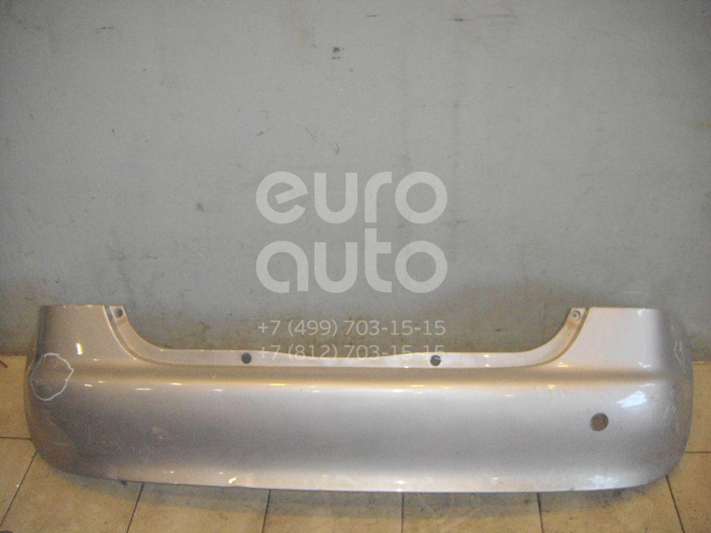 Бампер задний для Mercedes Benz A140/160 W168 1997-2004 - Фото №1