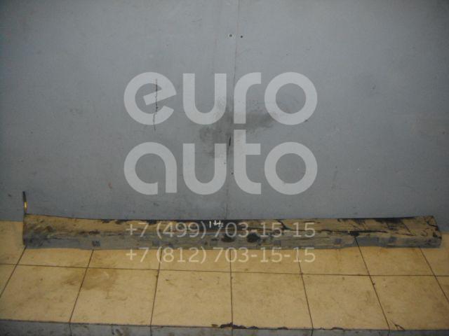 Накладка на порог (наружная) для Nissan Primera P11E 1996-2002 - Фото №1