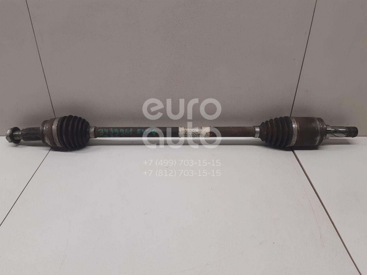 Полуось задняя для Land Rover Range Rover Evoque 2011> - Фото №1