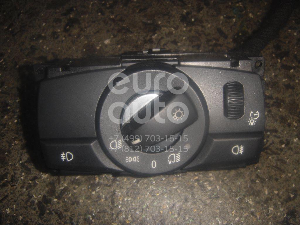 Переключатель света фар для BMW X5 E70 2007-2013;5-серия E60/E61 2003-2009;X6 E71 2008-2014 - Фото №1