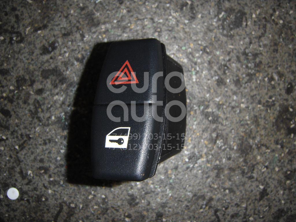 Кнопка аварийной сигнализации для BMW X6 E71 2008-2014;X3 E83 2004-2010;5-серия E60/E61 2003-2009 - Фото №1