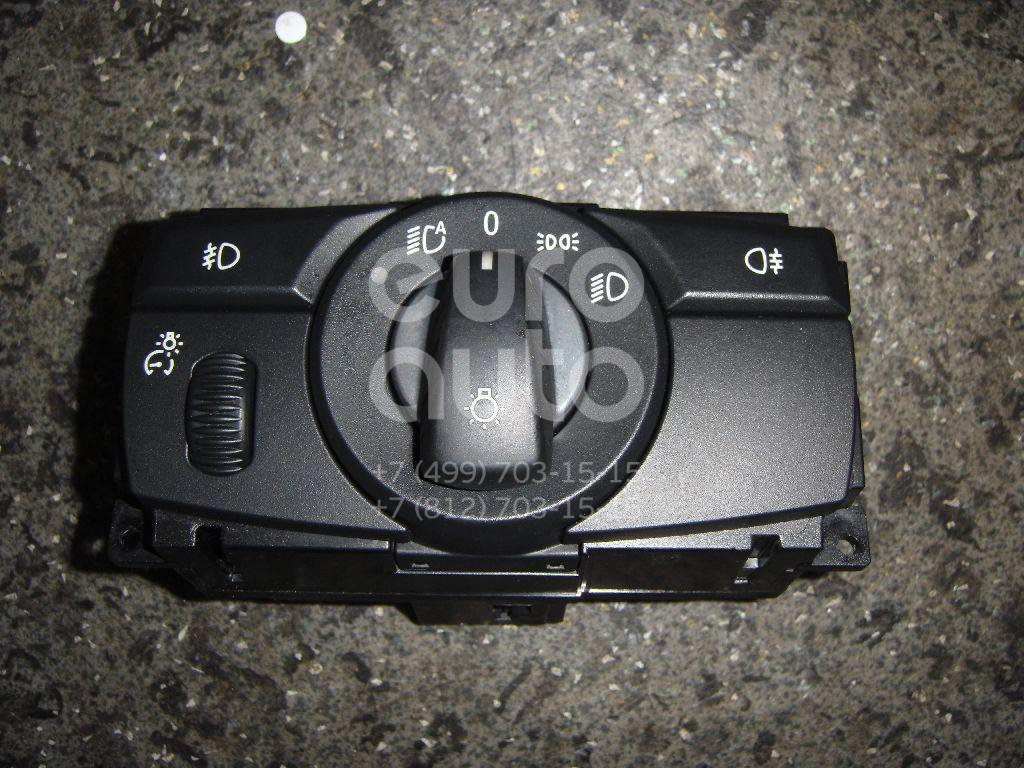 Переключатель света фар для BMW X6 E71 2008-2014;5-серия E60/E61 2003-2009;X5 E70 2007-2013 - Фото №1