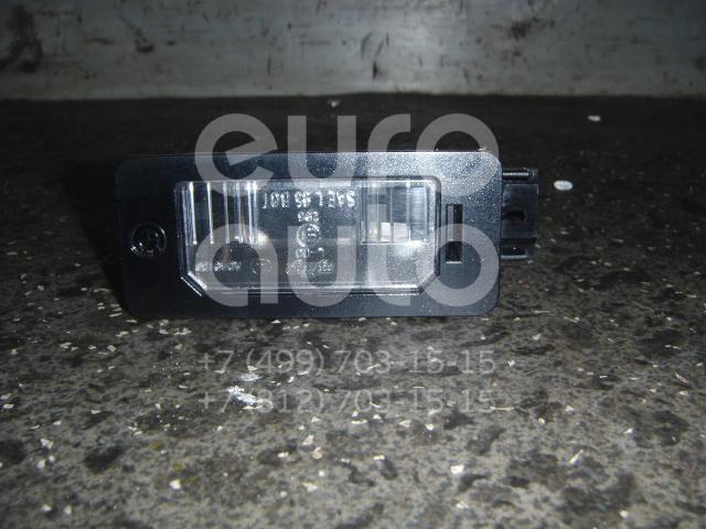 Фонарь подсветки номера для BMW X6 E71 2008-2014;3-серия E92/E93 2006-2012 - Фото №1