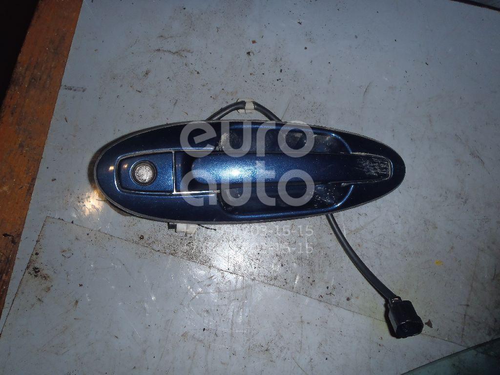 Ручка двери передней наружная левая для Kia Sonata V (NEW EF) 2001>;Magentis 2000-2005 - Фото №1