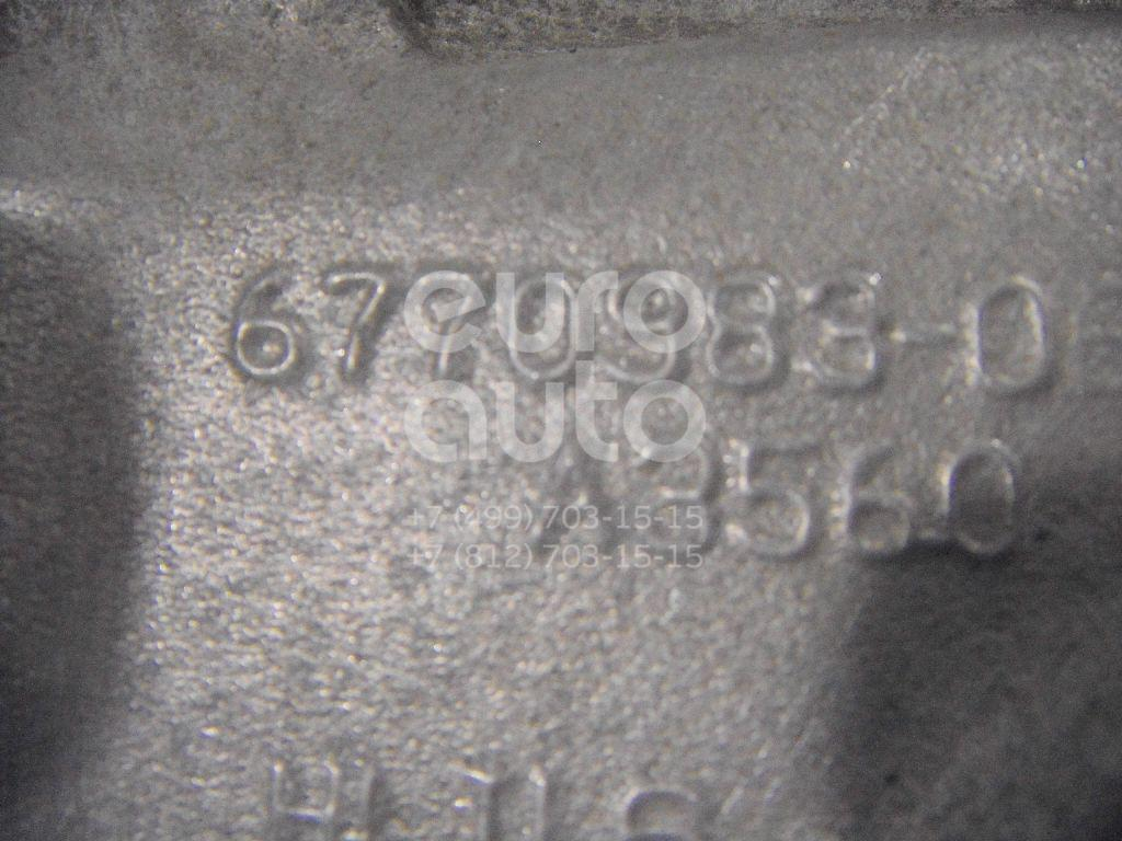 Кулак поворотный задний левый для BMW X5 E70 2007-2013;X5 M F85 2013>;X6 E71 2008-2014;X5 F15 2013>;X6 F16 2014>;X6 M F86 2014> - Фото №1
