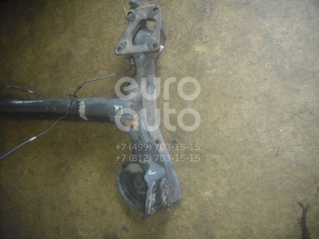 Балка задняя для Citroen,Peugeot Berlingo (NEW) (B9) 2008>;Partner Tepee(B9) 2008> - Фото №1