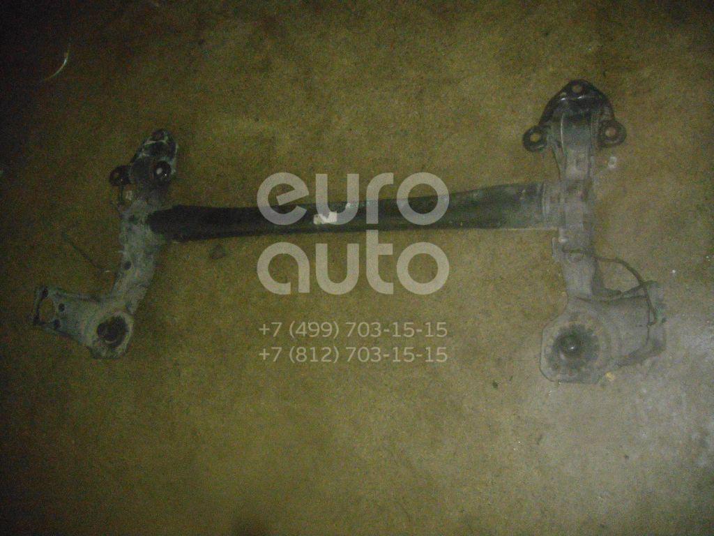 Балка задняя для Opel Astra H / Family 2004-2015 - Фото №1