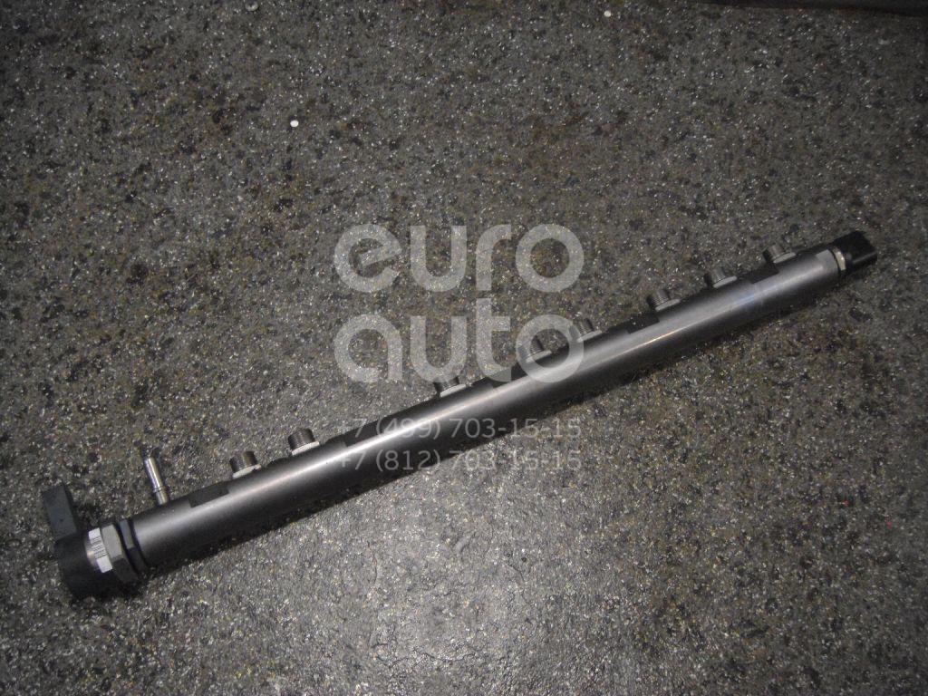 Рейка топливная (рампа) для BMW X6 E71 2008-2014 - Фото №1