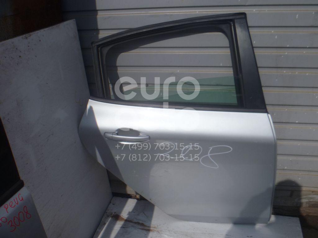 Дверь задняя правая для Peugeot 208 2012> - Фото №1