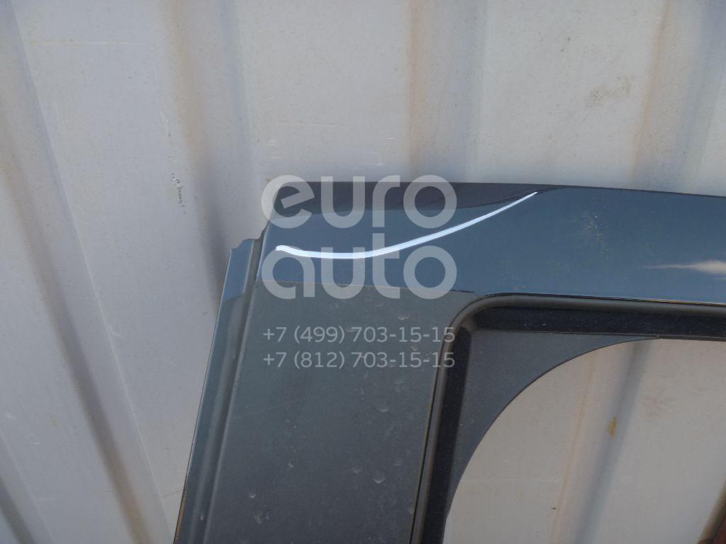Дверь задняя левая для Citroen C3 2009-2016 - Фото №1